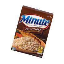 Minute Brown Rice, 14.0 OZ