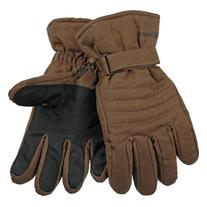 KINCO 1170-L Men's Ski Gloves, Duck Fabric, Waterproof with