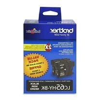 BRTLC652PKS - Brother High Yield Black Ink Cartridge