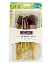 ECOTOOLS Makeup Brush 6 Piece Starter Set Et-1206