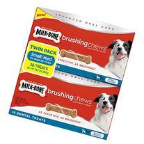 Milk-Bone Brushing Chews, Small/Medium Twin Pack