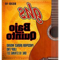 GHS Bajo Quinto 10-String Phosphor Bronze Acoustic Guitar