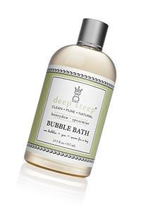 DEEP STEEP BUBBLE BATH,RSMRY MINT, 17 FZ, EA-1