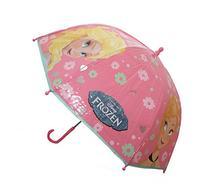 Official Disney Frozen Kids Bubble Dome Umbrella Anna & Elsa