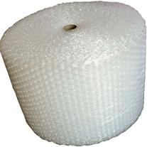 "TOTALPACK Air Bubble Wrap Easy-Tear 12"" Wide Bubble Pack"