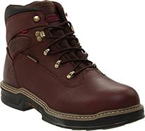 "Wolverine Men's Buccaneer Waterproof 6"" Boot Dark Brown 11.0"