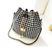 Women's Bucket Tote Handbag Purse