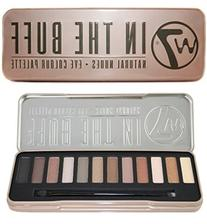 W7 - 'In the Buff' Natural Nudes Eyeshadow Color Palette -