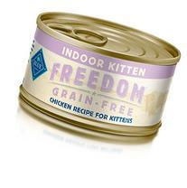 Blue Buffalo Freedom Grain Free Chicken Canned Kitten Food,