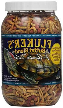 Fluker's Buffet Blend Aquatic Turtle Formula for Pets, 7.5-