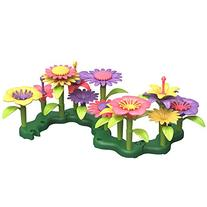 Green Toys Build A Bouquet Fl Arrangement Playset
