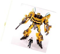 7 Weapons Bumblebee Figure Transformers with Sam Action