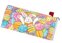 Bunny Eggs Easter 1912MM Magnetic Mailbox Cover Wrap