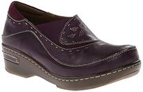 L'artiste by Spring Step Women's Burbank Mule, Purple, 35 EU