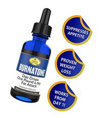 BURNATONE - liquid Appetite Suppressant and Fat Burner
