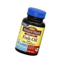 Nm Fish Oil Odorless Size 60ct