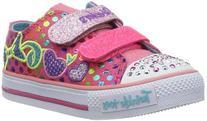 Skechers Kids 10361L Burst O' Fun Light-Up Sneaker