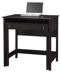 Bush Furniture Brandywine Writing Desk for Small Spaces in