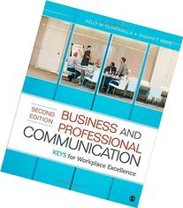 Business and Professional Communication: KEYS for Workplace