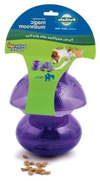 PetSafe Busy Buddy Magic Mushroom Meal Dispensing Dog Toy,