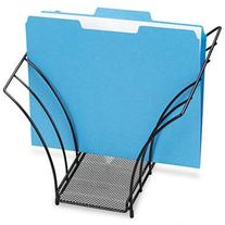Butterfly file folder sorter, 5 sections, mesh, 12 1/4 x 7 3