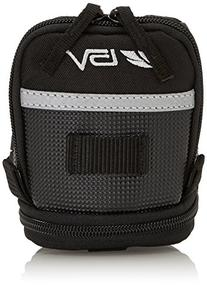 BV Strap-On Bicycle Pouch / Seat Bag, 3M Scotchlite