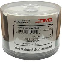 CMC Pro - Powered byTY Technology Watershield Glossy White