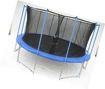 Exacme C14 6W Legs Trampoline with Enclosure Net & Ladder