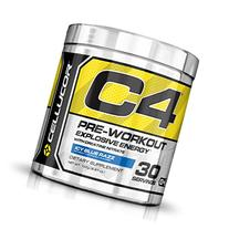 Cellucor C4 Pre Workout Supplements with Creatine, Nitric