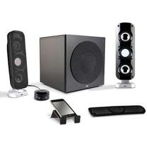 Cyber Acoustics Most Powerful 2.1 Speaker with Subwoofer -