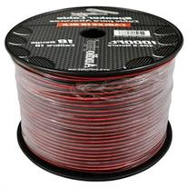 New Audiopipe Cable18Black 18 Gauge Black Red 1000 Ft 18 Awg