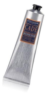 L'Occitane CADE Shaving Cream for Men, 5.2 oz