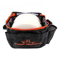 Dynamic Discs Cadet Disc Golf Bag - Fracture Orange
