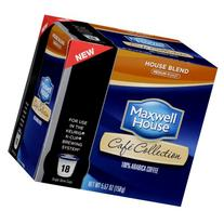 Maxwell House Cafe Collection House Blend Medium Roast