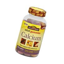 Nature Made Calcium Adult Gummies, 80 Count