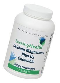 Calcium Magnesium Plus D3 | Best Bone Support Supplement |
