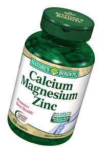 Nb Vit Cal/Mag/Zinc Size 100s Nature'S Bounty Calcium-