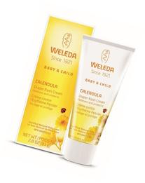 Weleda Calendula Baby Diaper Rash Cream New Value Size