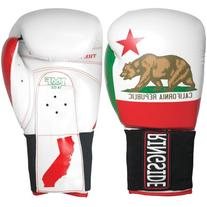 Ringside Limited Edition California IMF Sparring Gloves, 16-