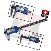 Neiko 12-inch Digital LCD Caliper Stainless Steel, Large LCD