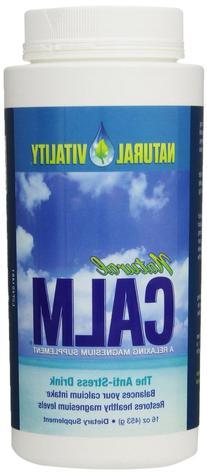 Natural Vitality Natural Calm Anti-Stress Drink 16oz