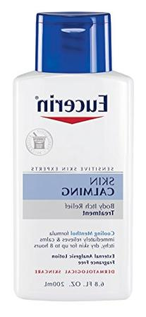 Eucerin Skin Calming Itch Relief Treatment - Fragrance Free