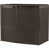 Suncast Calypso Vertical Deck Box, Java