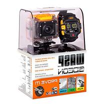 WASPcam Gideon Action Sports Camcorder with LVD Display