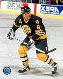 Cam Neely Boston Bruins NHL Action Photo 8x10 #12