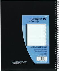 Mead Cambridge Limited Business Notebook Legal Ruled 1