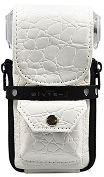 Cameo X  KrystaL COLORS Dart Case - Croco White