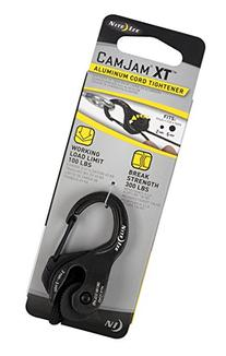 CamJam XT with Cord, Aluminum, Black