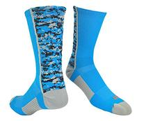 TCK Digital Camo Crew Socks