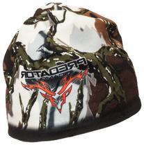 Predator Camo Reversible Fleece Logo Beanie - Predator